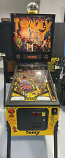 The Who's Tommy Pinball Machine Data East Arcade Leds Free Shipping