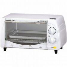 Brentwood 9-Liter (4 Slice) Toaster Oven Broiler (White)