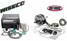 Hot Rods Wiseco Top & Bottom End Rebuild Kit Honda 2004-05 TRX450R Piston Crank