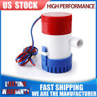 12V 750GPH Electric Submersible Bilge Water Pump Replace For Boat RV Marine Yach photo