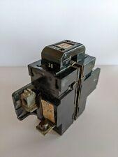 Pushmatic P230 30 Amp 2 Pole Circuit Breaker, 240V