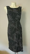 Viscose Wiggle, Pencil Spotted Dresses for Women