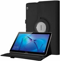 """For Huawei MediaPad T3 10 Case Stand Cover 360 ° Rotating (9.6"""")"""