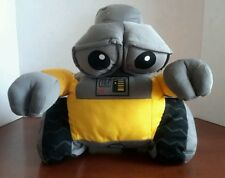 "Disney Store WALL E Plush Stuffed Toy Disney Pixar 11"""