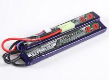 RC Turnigy nano-tech 2000mah 2S 15~25C Lipo AIRSOFT Pack