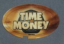 Atronic Slot Machine Topper Insert TIME FOR MONEY