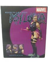 Diamond Select Psylocke (#809 Of 3000) Modern Era X-Men Series