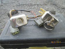 1984-1992 Lincoln Mark 7 ,One Set Of Ford Door Locks, Key,Clips,