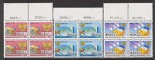 Indonesia Indonesie 1486-1488 sheets MNH General Elections 1992