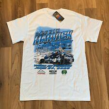 Kevin Harvick Wins at Pocono June 27, 2020 White Medium T-Shirt - Brand New