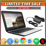 HP Chromebook 11 G4 Laptop Intel 2.16GHz 4GB Memory 16GB SSD Bluetooth Wifi HDMI