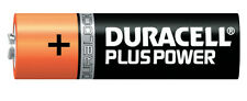 AA Original Duracell Alkaline Pencil Double A non-rechargeable Batteries 4 X AA