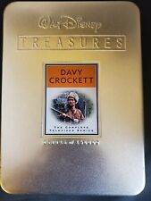 Walt Disney Treasures: Davy Crockett The Complete Series (DVD, Tin Case) - (A5)