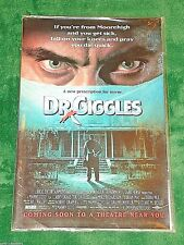 RARE DR.GIGGLES 1992 HORROR MOVIE POSTER OLD VINTAGE 8X10 UNIVERSAL PICTURES