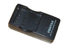 Pentax D-BC8 Cargador De Batería AC adaptador 4.2 V DC 630mA 6