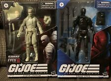 G.I. Joe Classified Series Snake Eyes And Storm Shadow (Origins) 2 Figures New!