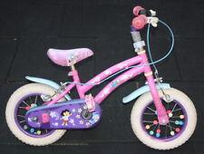 Fahrrad Dora Mädchenfahrrad Dora l'exploratrice Kinderrad Märchen rosa 12 Zoll