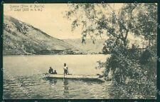 L'Aquila Scanno Lago di cartolina XB0158