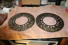 Front Brake Rotors For Yamaha XV1900 Roadliner XJ600N XJ600S XVZ1300 Royal Star