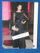 "Original Press Photo - 8""x6"" - Yasmin Le Bon - 2007 - Duran Duran"