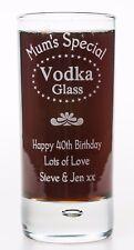 (GD) Personalised VODKA Highball Glass Gift For Grandma/Nanny/Mum/Nan/Birthday