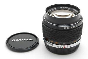 【EXC+++++】Olympus OM-SYSTEM F.ZUIKO AUTO-T 85mm f/2 From JAPAN