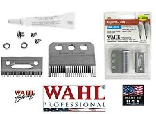 Wahl REPLACEMENT Adjusto-Lock BLADE SET for SENIOR,DESIGNER STERLING*Hair Barber