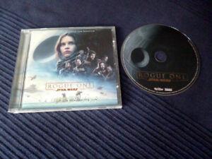 CD Star Wars ROGUE ON Hörspiel mit den Originalstimmen aus dem Film Krieg Sterne