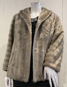 Women's Harrod's Faux Fur Jacket