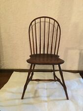Original Antique 1700's/Early 1800's Bow Back Windsor Chair-Beautiful!