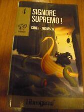 SIGNORE SUPREMO! - NINJA 4 - SMIT - THOMSON