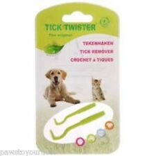 O Tom tick twister picker removes ticks from dogs, cats, horses, humans 2 pack
