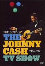 JOHNNY CASH The Best Of The TV Show 1969-1971 DVD BRAND NEW NTSC Region 0