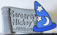 Disney WDW Hat Series Sorcerer Mickey Mouse LE Pin