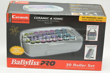 BABYLISS PRO Electric Ceramic/Ionic Hairsetter 30 Roller Set BABHS40C