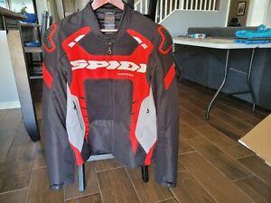 Spidi Warrior Motorcycle Jacket Sixe XL (54Euro/44USA)