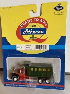 Athearn HO 1:87  Mack B Dump Truck EDMIER  #93175