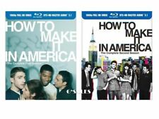 How to Make it in America Complete Series ~ Season 1 & 2 BRAND NEW BLU-RAY SETS