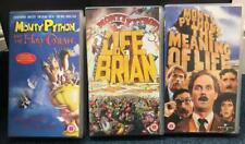 Monty Python Movies Vhs films x 3