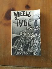 Wheels Of Rage Kurt Saxon Orig. First Print 1972 Inscribed & Signed By Author