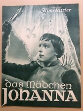 Mädchen Johanna (BFK 2315, 1935) - Heinrich George / Angela Salloker