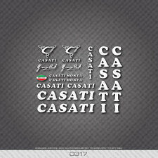 0317 Casati Bicycle Stickers - Decals - Transfers