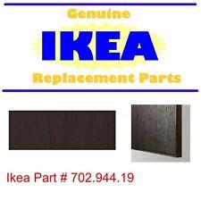 "IKEA EKESTAD Kitchen Cabinet Drawer Front 702.944.19 brown 24"" X 10"" New In Box"