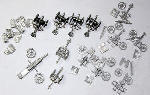 15mm wargames ww1 artillery guns mix