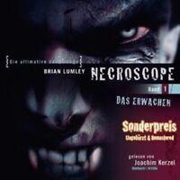 BRIAN LUMLEY - NECROSCOPE: DAS ERWACHEN (BAND 1) 6 CD NEW