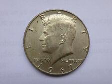 USA 1/2 dollar Keneddy 1967