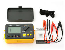 USA Seller VC480C+ multimeter Digital Milliohmmeter accuracy include batteries
