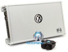 MEMPHIS MXA5.750 5-CH AMP 1500W MAX MARINE BOAT COMPONENT SPEAKERS SUB AMPLIFIER