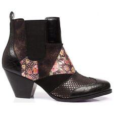 Poetic License Hold up Black Silver Womens Court Shoe HEELS UK 4 EU 37