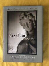 ELYSIUM a gathering of souls  by Sandra Russell Clark. First Edition 1987 Hback